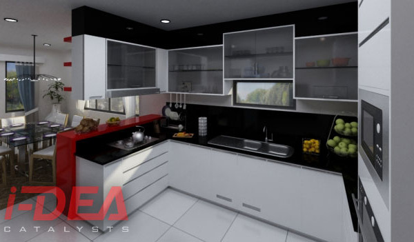 Alum Modular Kitchen 2