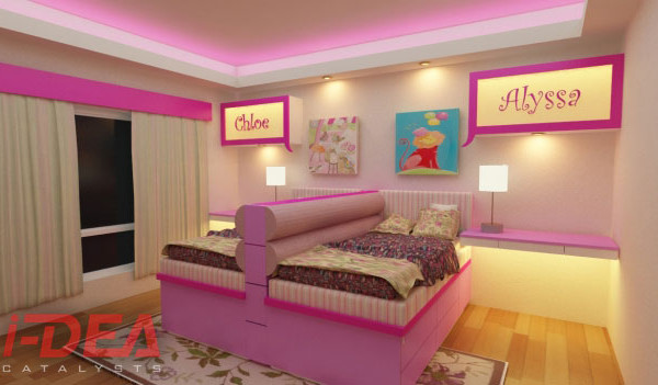 Cuan Girl's Room 2