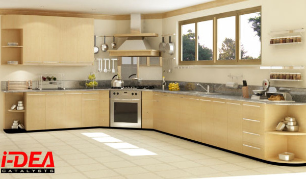 Damar Modular Kitchen