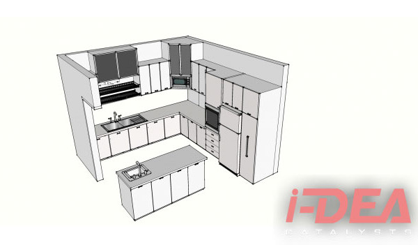 Dom Modular Kitchen 2