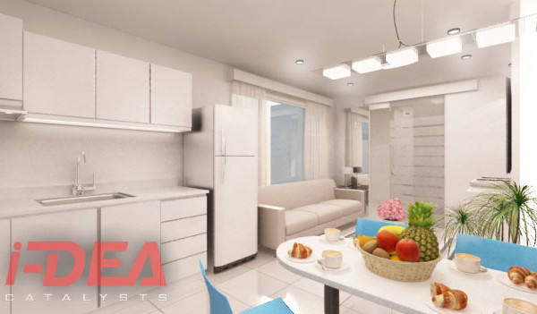 SMDC Condo 2 – Modular Kitchen