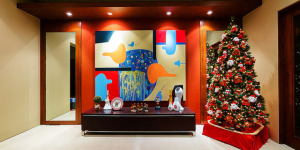 4 Holiday Decorating Tips for Small Spaces