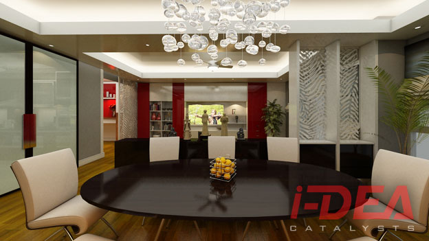 Portfolio projects works i dea catalysts philippines for Regency dining room