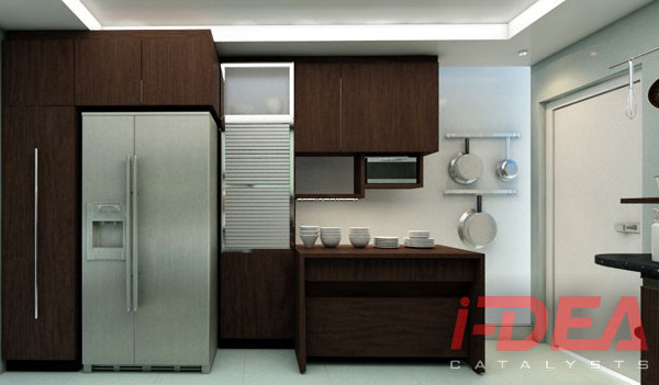 Regency Modular Kitchen 10