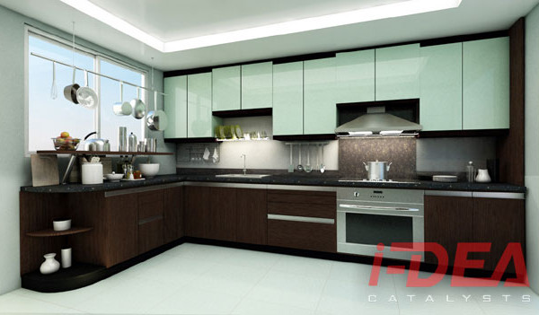 Regency Modular Kitchen 2