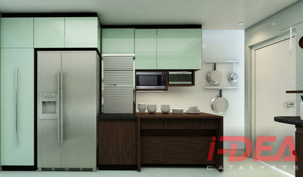 Regency Modular Kitchen 3