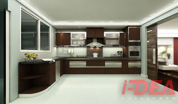 Regency Modular Kitchen 4