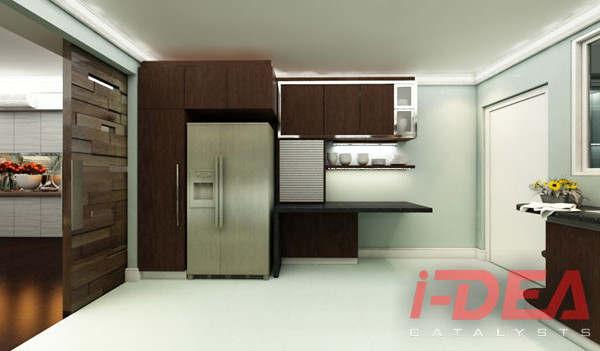 Regency Modular Kitchen 5