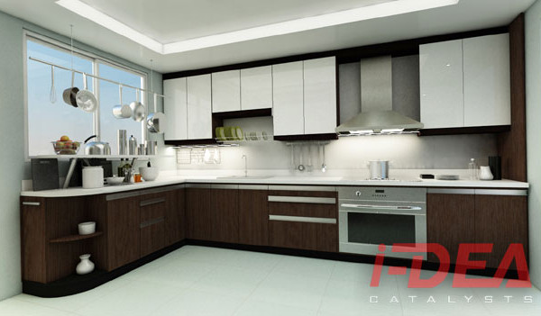 Regency Modular Kitchen 6