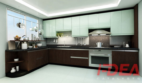 Regency Modular Kitchen