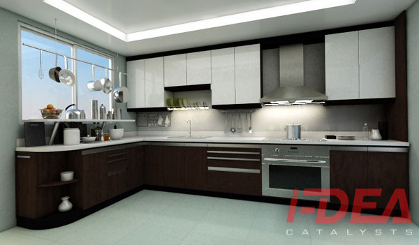 Regency Modular Kitchen 8