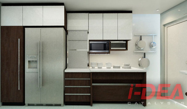 Regency Modular Kitchen 9